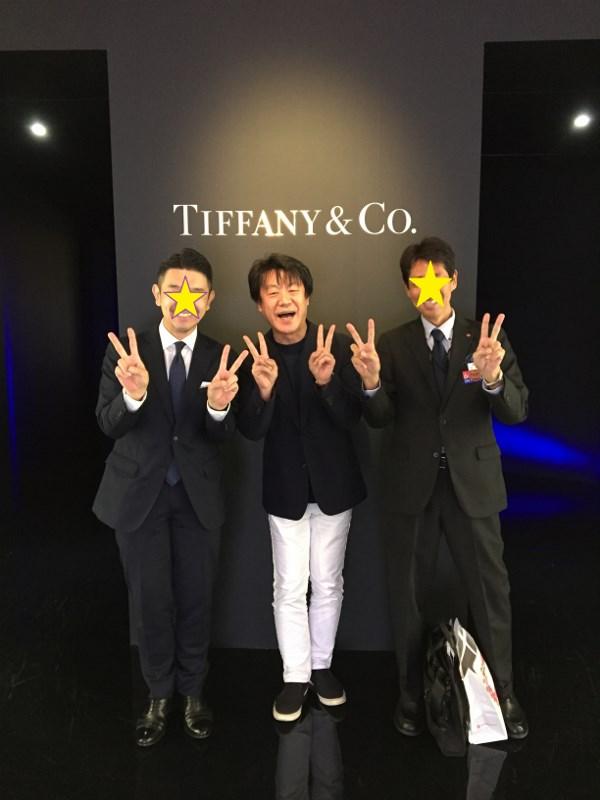 ティファニー パーティー 2019 グランドハイアット東京