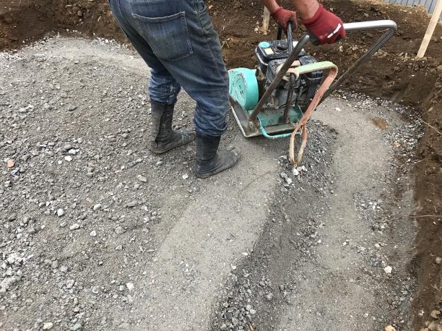 高石基礎工事