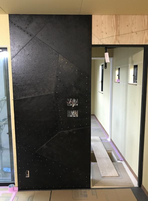 藤沢市W様邸アイアン製鉄のドア