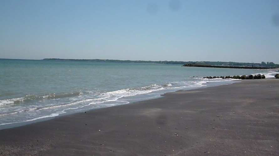 海を臨むロケーション