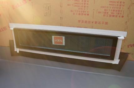 屋上バルコニーからダイニングに光が差し込むハイサイドサッシ