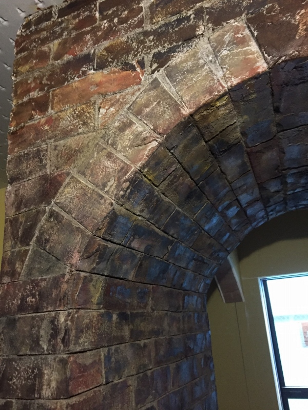 古びた煉瓦