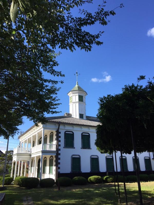 旧中込小学校
