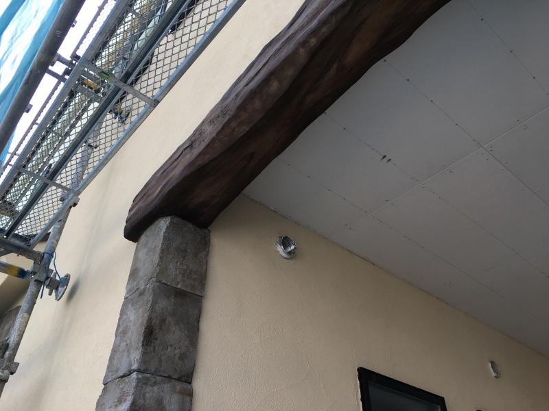 海老名市杉久保南の建売住宅『魔法使いの家』デザインコンクリート