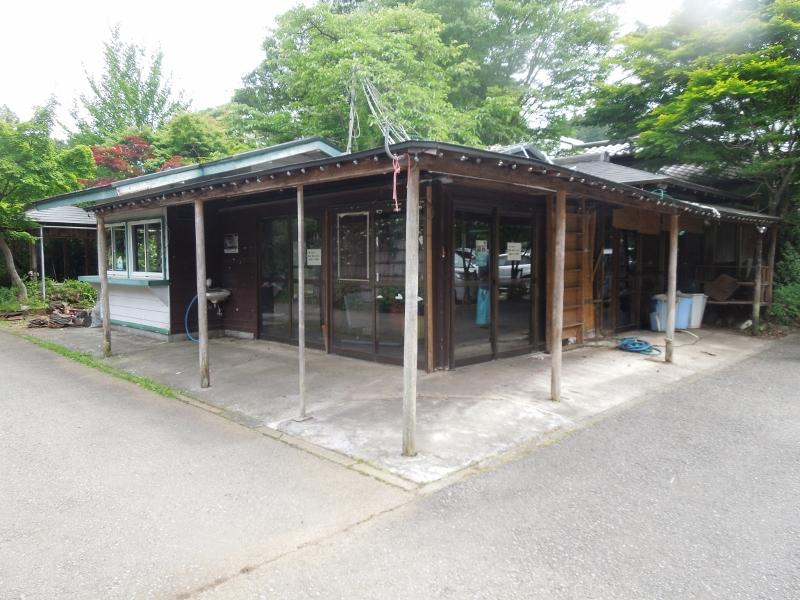 宮ケ瀬に完成予定のカフェ『絆』〜きずな〜