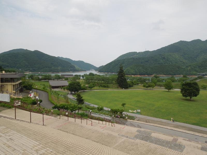 宮ケ瀬の景色