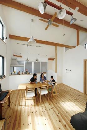 新築住宅施工事例(横浜市保土ヶ谷区S様邸)