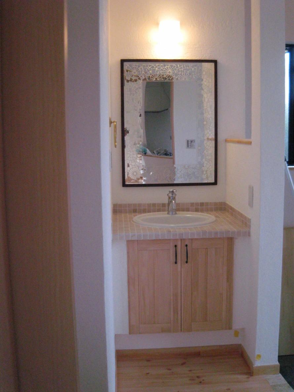 新築住宅施工事例(30坪3LDKロフトのある家)