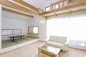 新築住宅施工事例(玄関回廊や和室など施主様こだわりの町田市H様邸)
