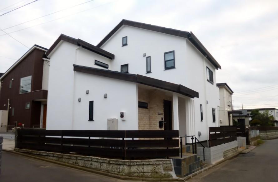 新築住宅施工事例(吹抜けのこだわりアイアンが特徴の横浜市戸塚区W様邸)