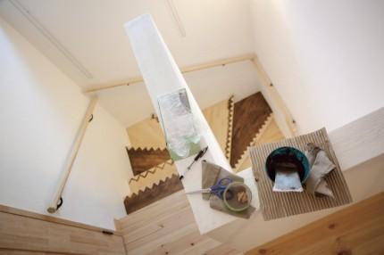 新築住宅施工事例(自然素材の家)