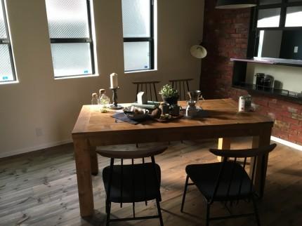 新築住宅施工事例(海老名市 ブルックリンスタイルの家)