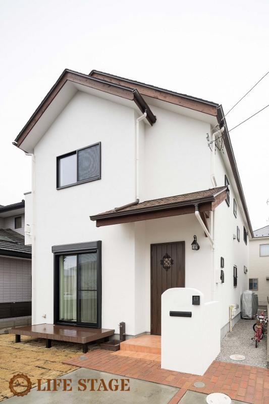 新築住宅施工事例(町田市 シンプルでかわいい家)