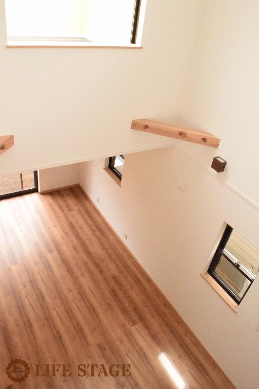 新築住宅施工事例(愛甲郡愛川町 遊び心がある家)