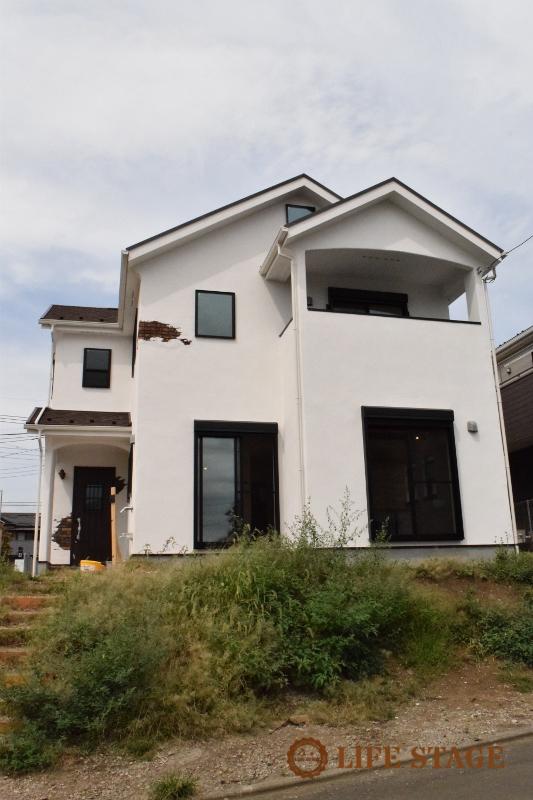 新築住宅施工事例(相模原市 カフェスタイルの家)