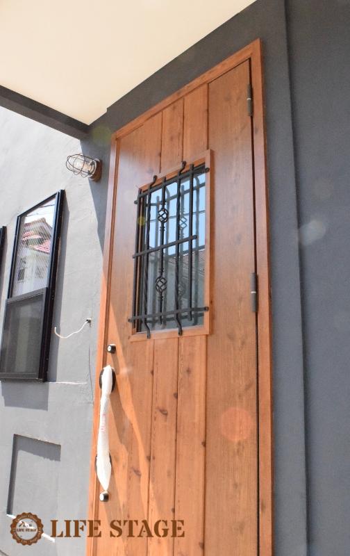 建売住宅施工事例(海老名市 ヨーロピアンテイストの家)