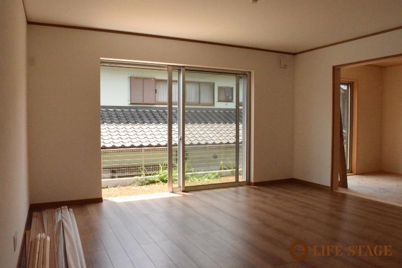 建売住宅施工実績(町田市金井 モダンスタイルの家)