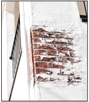 曲げに強くクラックが入りにくいオリジナル塗り壁